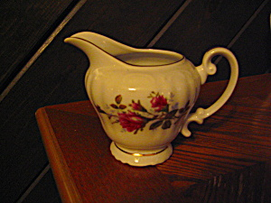 Royal Rose Fine China Creamer