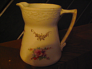 Vintage La Francaise Porcelain Cream/milk Pitcher