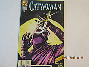 Vintage Dc Comic Catwoman #22 Family Ties