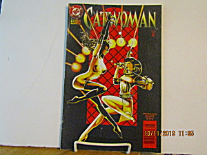 Vintage Dc Comic Catwoman #23 Family Ties 2