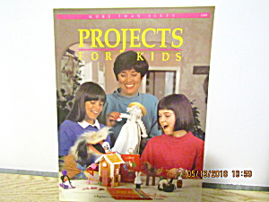 Vintage Craft Book Projects For Kids