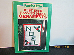 Vintage Family Circle Best-ever Easy-to-make Ornaments