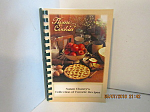 Home Cookin' By Susan Chaney