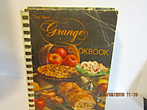 Vintage Cookbook The New Grange Cook Book