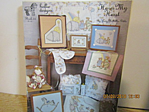 Hollie Design Hares My Heart Book 33