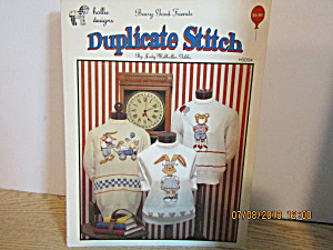 Holliedesigns Duplicate Stitch Beary Good Friends Hdds4