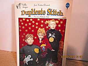 Holliedesigns Duplicate Stitch Just Kiddin Around Hdds5