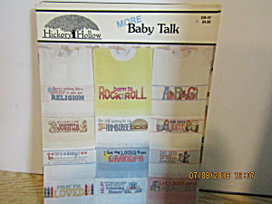 Hickory Hollow Book Baby Talk #ds-41