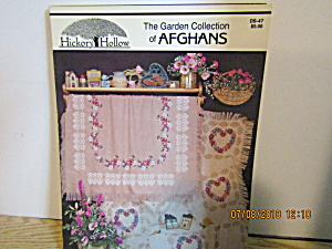 Hickory Hollow Book Garden Afghan Collection #ds-47
