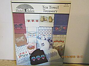Hickoryhollow Book Tea Towel Treasures #ds-64
