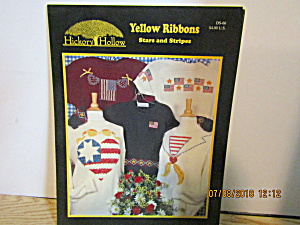 Hickoryhollow Book Yellow Ribbons Stars&stripes #ds-66