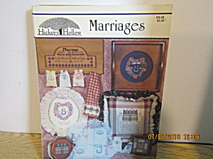Hickory Hollow Book Marriages #ds-28