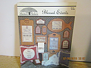 Hickory Hollow Book Blessed Events #ds-30