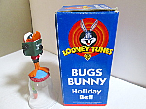 Looney Tunes Daffy Duck Holiday Bell