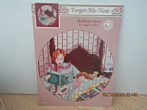 Just Cross Stitch Forget-me-not Bedtime Story #464
