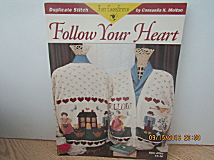 Just Cross Stitch Book Follow Your Heart #281