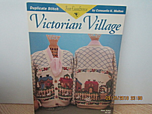 Just Cross Stitch Book Victorian Village #282