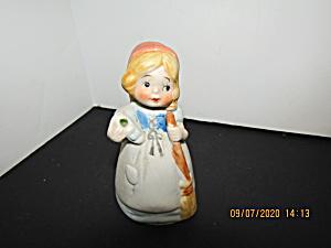 Vintage Belle Homemaker Lady Bell (Image1)