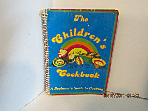 The Children's Cookbook A Beginner's Guide To Cooking
