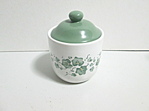 Jay Imports Callaway Ivy Covered Sugar Bowl
