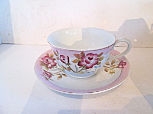 Merit Rose Occupied Japan Cup & Saucer Set