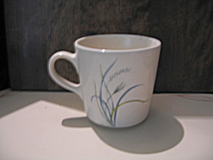 Corelle Coastal Breeze Coffee Cup