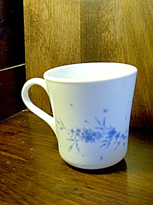 Corelle Celestial Blue Coffee Cup