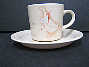 Corelle Country Promenade Cup And Saucer