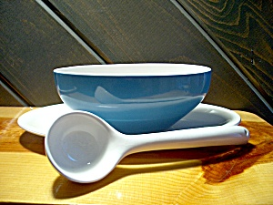 Harmoney House- Carnival Gravy Bowl