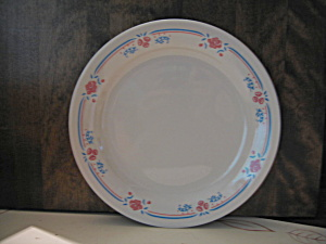 Corelle Embroidery Salad/dessert Plate