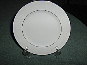Crown Empire Princess Lunchen Plate