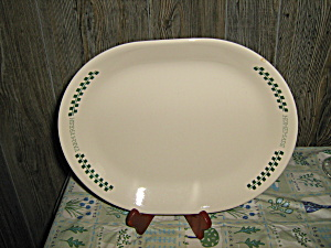 Corelle Farm Fresh Ovel Serving Platter