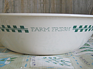 Corelle Farm Fresh Fruit/dessert Bowl