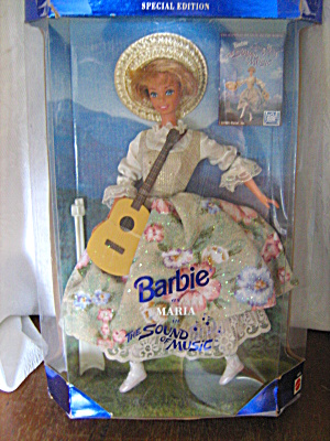 Barbie As Maria From The Sound Of Music