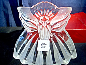 Gorham Angles Of Peace Candy Dish
