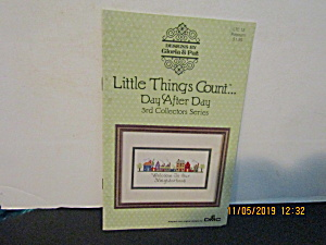 Booklet Little Things Count 3rd Collectors Series