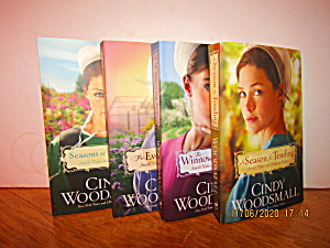 Books Amish Vines And Orchards Cindy Woodsmall Set