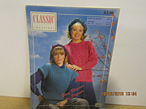 Classic Creations Casual Adult Easy Elegance #157