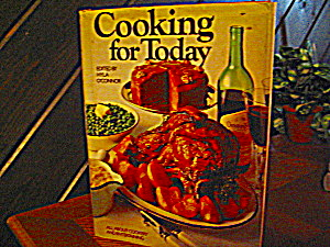 Cookbook Cooking For Today