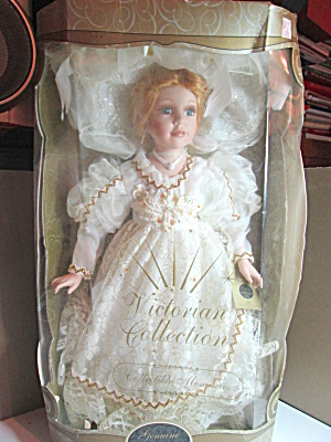 Collectible Memories Victorian Doll Ashley