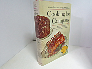 Vintage Farm Journal's Cooking For Company
