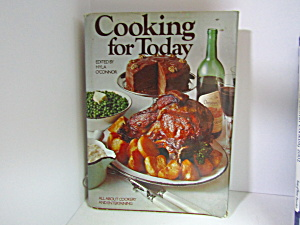 Cooking For Today By Hyla O'connor