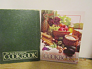 Vintage The Avon International Cookbook