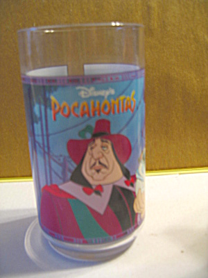Disney Pocahontas, Governor Ratcliffe And Percy Collect