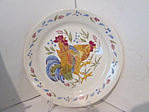 Corning Corelle Country Morning Off White Dinner Plate