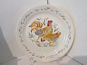 Corning Corelle Country Morning Off White Luncheonplate