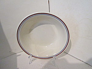 Corning Corelle Country Morningoff White Cereal Bowl