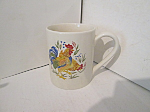 Corning Corelle Country Morning Off White Coffee Mug