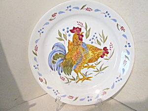 Corning Impressions Corelle Country Morning Dinnerplate