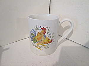 Corning Impressions Corelle Country Morning Coffee Mug